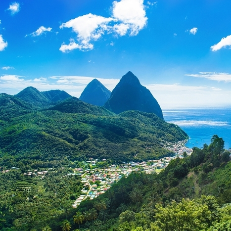 24 Hours In St. Lucia | Travel Guide | Home + DIY | Scoop.it