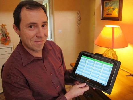 Innovation : pour gérer votre domicile à distance, utilisez une ... - Pays Briard   L'actualité du monde des tablettes   Scoop.it