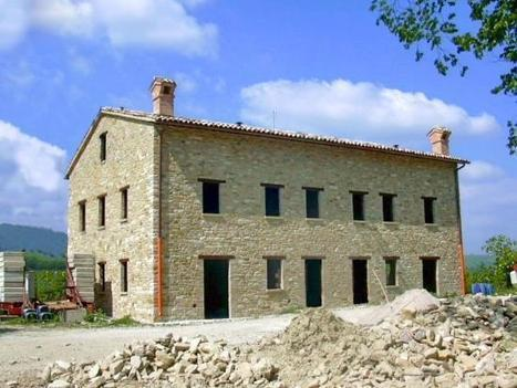 Best Le Marche Properties for Sale: Farmhouse CA'BORIOLI, Isola del Piano | Le Marche Properties and Accommodation | Scoop.it