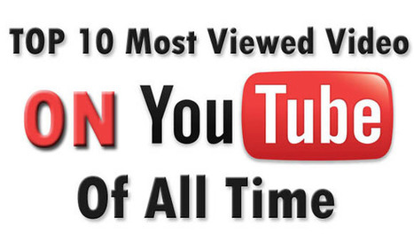 10 most viewed youtube video of all time and the first video uploaded on youtube | movies | Scoop.it