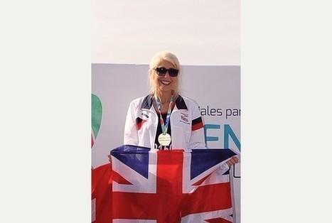 Birchington mum claims five medals at Transplant Games | Transplant Sport | Scoop.it