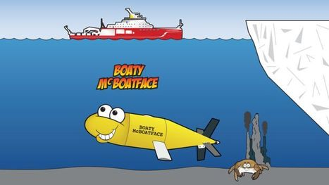 Arctic crossing planned for 'Boaty' sub   NERC media coverage   Scoop.it