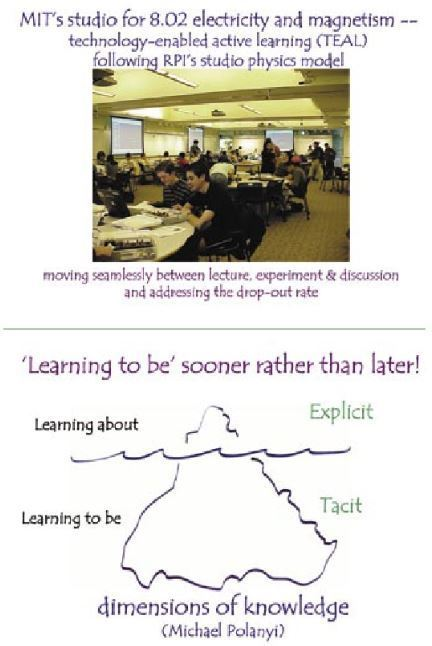 Learning in the 21st century: exploring the edge | Decision Intelligence | Scoop.it