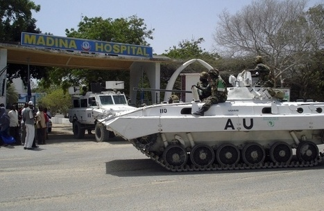 In Ethiopia, African Union Force Trains For Rapid Response to ...   Focus on African Union   Scoop.it