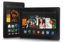 Amazon's New Fleet of Tablets: Kindle Fire HDX | Acquiring | Scoop.it