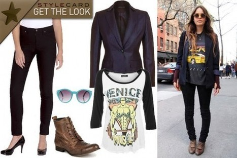 Get the Look: Atlanta de Cadanet Taylor | StyleCard Fashion Portal | StyleCard Fashion | Scoop.it