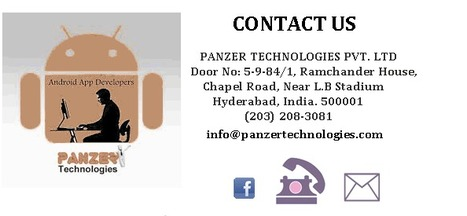 Panzer Technologies – It's a Best Android App Development Company | Android Application Development | Scoop.it