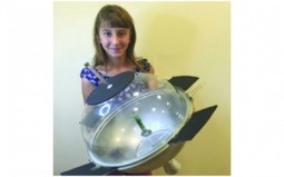 Roni Oron (Israël) : à 13 ans, elle invente unsystème pour produire de l'oxygène dansl'espace et reçoit un prix de l'ISA - Israël Science Info | Valorisation des algues | Scoop.it