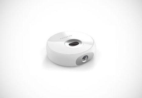 Scanadu, le scanner utilise votre smartphone pour diagnostiquer un patient | Veille smartphone | Scoop.it