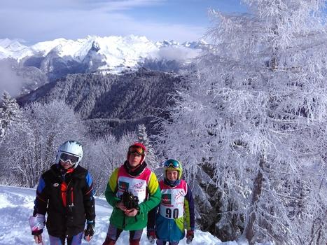 Des élèves du Collège Maréchal Foch d'Arreau au championnat de France de ski alpin UNSS | Vallée d'Aure - Pyrénées | Scoop.it