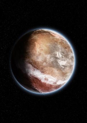 Mars: un grand basculement a refaçonné sa surface - Communiqués et dossiers de presse - CNRS | Actualité des laboratoires du CNRS en Midi-Pyrénées | Scoop.it