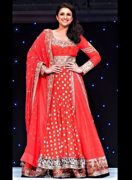 How to choose right Lehenga according to your body type | Anarkali Suit | Scoop.it