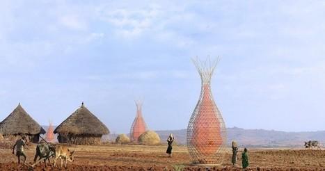 Piège à humidité : le château d'eau fait sa révolution   Futurs en devenir...monde du travail, transhumanisme, idéologies...   Scoop.it