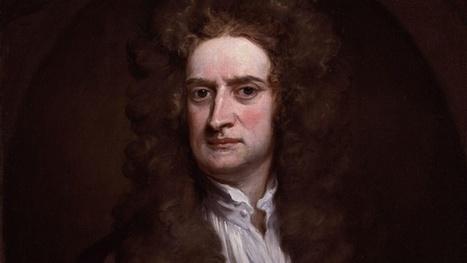10 Self-Confessed Sins of Isaac Newton | omnia mea mecum fero | Scoop.it