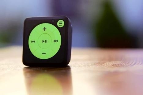 Mighty, le petit baladeur pour sportifs qui fonctionne avec Spotify | Freewares | Scoop.it