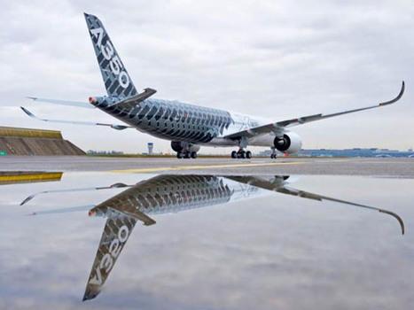Airbus lance un ACJ350 pour VIP   AFFRETEMENT AERIEN KEVELAIR   Scoop.it