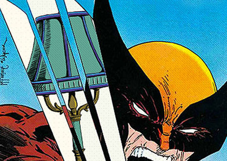 This comics/lamps mash-up is the weirdest thing you'll see today   Comic Book Trends   Scoop.it
