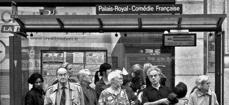 #AbribusGate: les dessous des NOUVEAUX abribus parisiens | URBANmedias | Scoop.it