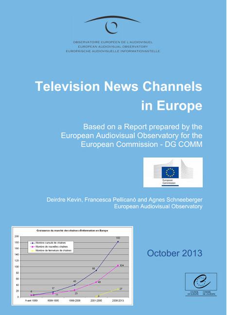 Les chaînes d'information en Europe   DocPresseESJ   Scoop.it