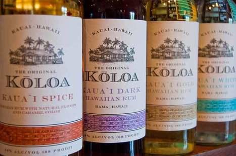 Rum Journal: Hawaii's Koloa Rum - Caribbean Journal   Rhum   Scoop.it