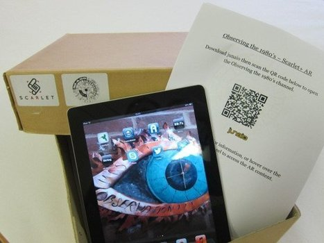 Augmented Reality in Education: The SCARLET+ Experience | Ariadne: Web Magazine for Information Professionals | Augmented Reality News and Trends | Scoop.it