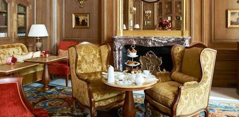 Un moment magique au salon de thé du Ritz | Le Vin en Grand - Vivez en Grand ! www.vinengrand.com | Scoop.it
