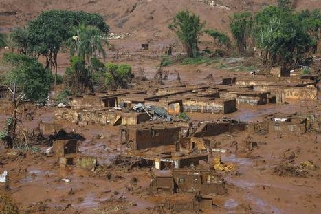 Mud from Brazil dam burst is toxic, U.N. says | Sustain Our Earth | Scoop.it
