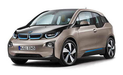 El BMW i3 podría ser la base del futuro coche eléctrico de Apple | Mobile Technology | Scoop.it