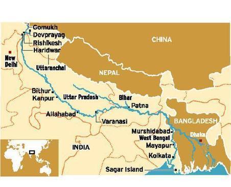 The Hindu: Polluted flows the Ganga | EDU418 Learning Segment | Scoop.it