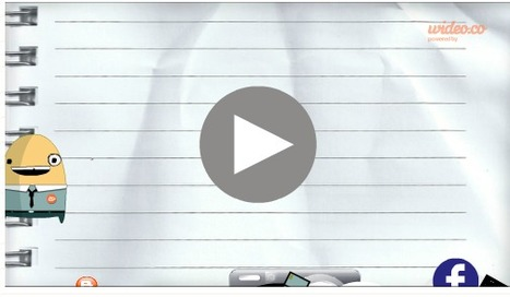 Wideo.Una nueva herramienta 2.0 para crear animaciones | educación y tic | Scoop.it
