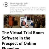 Infographic: The Virtual Trial Room Software in the Prospect of Online | Online Virtual Fitting Room - Fityour | Scoop.it