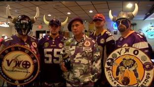 Former Vikings players help raise money for disabled Vets | Boundless Thinking | Scoop.it