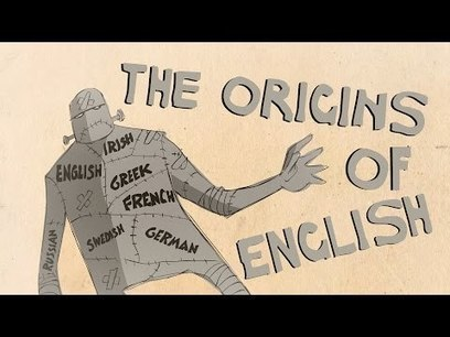 Where did English come from? - Claire Bowern | Education Technologies | Scoop.it | Scoop.it