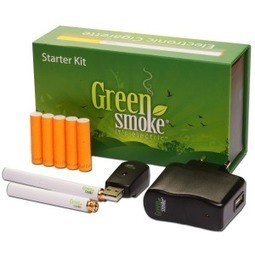 Green Smoke® Starter Kit anmeldelse - E-Cigaret Portalen Big Emma - Alt om Ecigaretter | e-cigaretter | Scoop.it