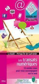 Les Transats Numériques 2014 | Animation Numérique de Territoire | Scoop.it