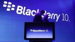 BlackBerry falls near liquidation value, says report | EconMatters | Scoop.it