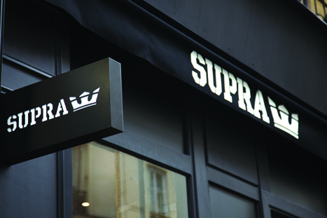 Got Style? | Supra opens a store in Paris | Got style? | Scoop.it