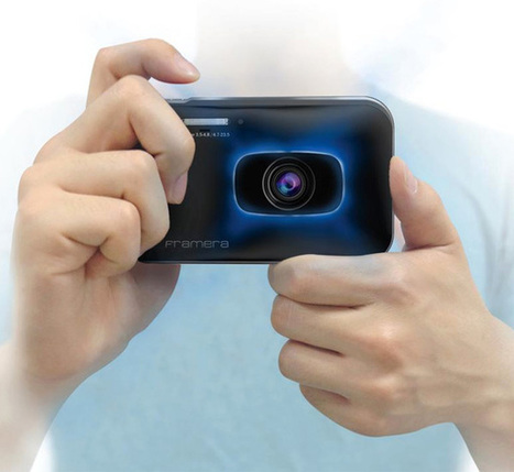 Framera – Camera Concept | Technology in Industry | Scoop.it