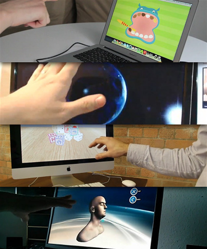 LeapMotion AS3 demos round-up: Duckie Deck's... | Everything about Flash | Scoop.it