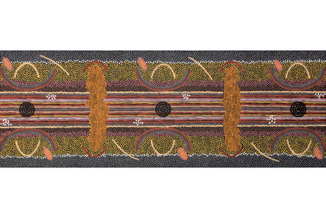 Important painting by Clifford Possum Tjapaltjarri to be offered at Clars Auction Gallery | Art Daily | Kiosque du monde : Océanie | Scoop.it