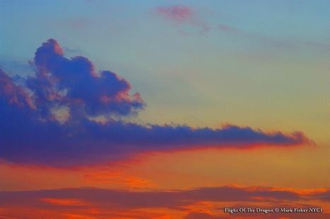 Mark Fisher American Photographer™: Flight Of The Dragon • American Photographer Mark Fisher • Cloud Forms At Sunset | Photography | Scoop.it