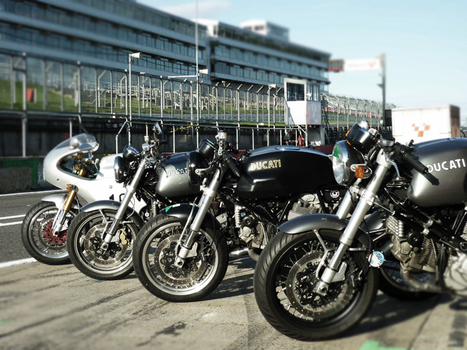 Cafe/Custom Trackday | the Bike Shed | Ductalk Ducati News | Scoop.it
