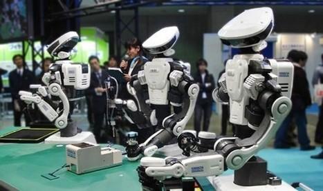 Quand la menace des robots est devenue réalité | Techtrends | Post-Sapiens, les êtres technologiques | Scoop.it