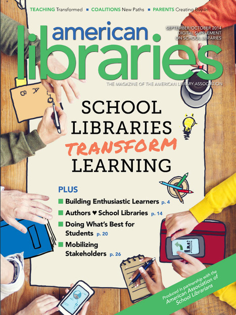 Lifelong learners | I Love Libraries | School libraries and learning | Scoop.it