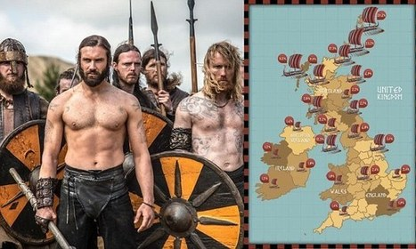 A million Vikings still live among us | Anglo Saxons | Scoop.it