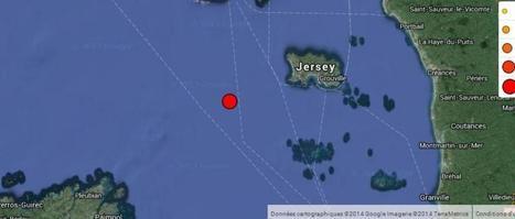 Un séisme de magnitude 4,9 touche la Bretagne | Ma Bretagne | Scoop.it