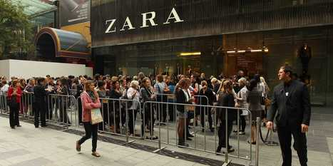 Why The Retail Industry Can't Keep Up With Zara | Retail Innovador | Scoop.it