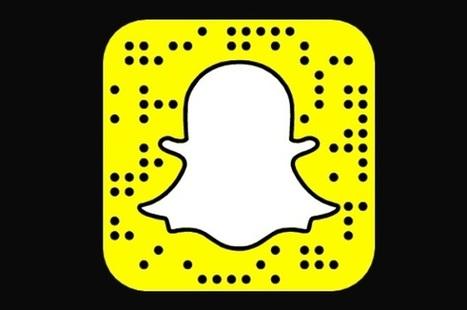 Twitter et Facebook ne veulent plus de lien Snapchat dans les profils - Arobasenet.com | usages du numérique | Scoop.it