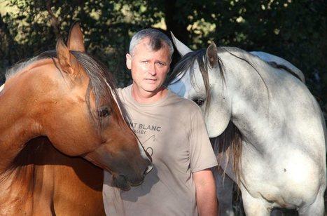Un centre d'équithérapie  a ouvert à la ferme de l'Ours | éthologie équine | Scoop.it
