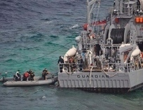 Navy's ship likely to remain stuck for a couple more weeks - Navy ... | Navy Sitrep | Scoop.it